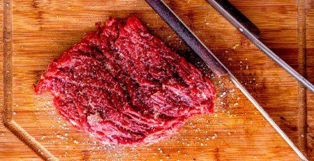 Tipos de carnes rojas